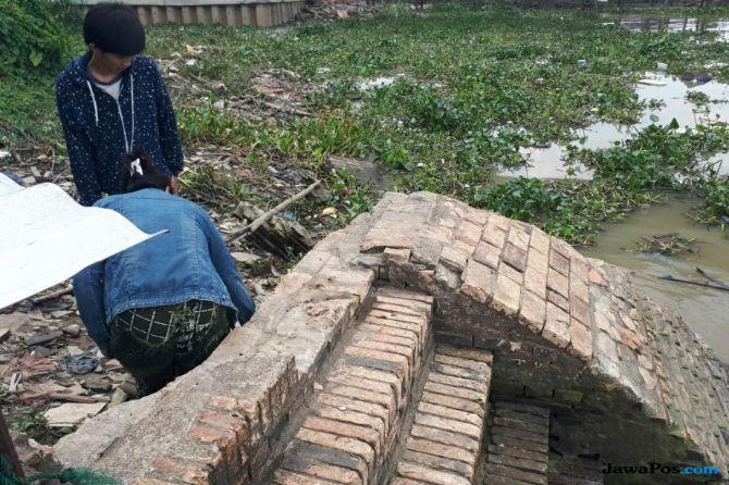 Temuan Tangga Bersejarah di Palembang, Ini Penjelasannya