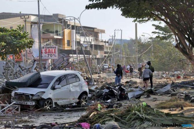 Terangi Posko Bencana, PLN Dapat 10 Genset Darurat Kiriman Daerah Lain