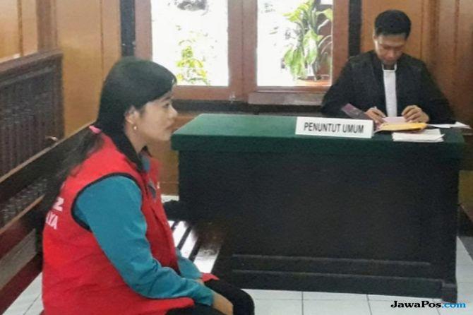 Terbukti Jual Suami Sendiri Rp 500 Ribu, Veronita Divonis 2 Tahun