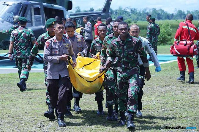 Terdeteksi, Ini KKB Papua yang Lakukan Penyerangan