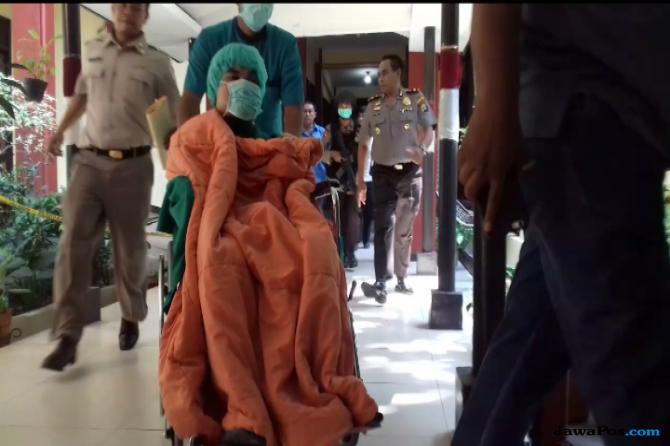 Terduga Korban Kerusuhan di Mako Brimob Diperiksa di IGD RS Polri