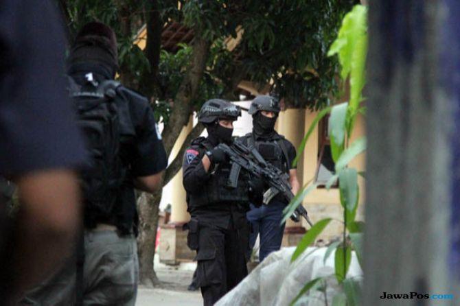 Terduga Teroris yang Ditangkap di Palangka Raya Mantan Pegawai Rutan