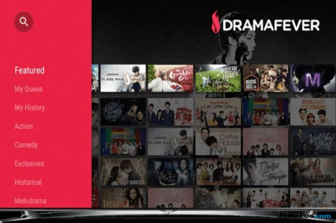 Tergerus Netflix dan Amazon, Situs Drama Korea DramaFever Resmi Tutup