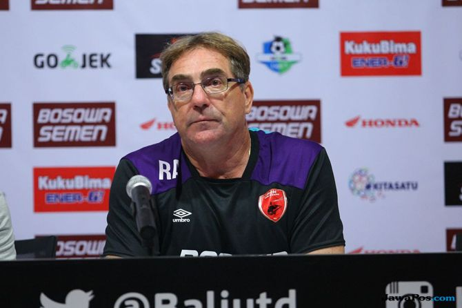 Liga 1 2018, PSM Makassar, Persija Jakarta, Persib Bandung, Robert Rene Alberts