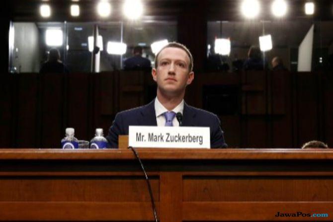Terkuak, Mark Zuckerberg Telepon Trump Usai Pemilu AS