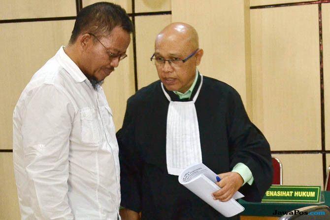 Terlibat di Kasus Uang Ketok Palu, Supriyono Divonis 6 Tahun Penjara