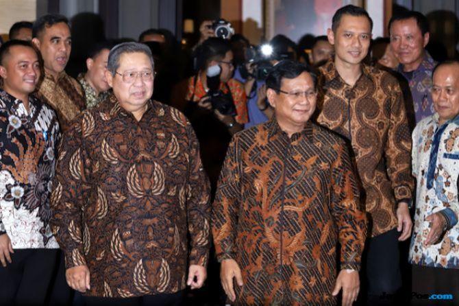 sby prabowo, Prabowo-Sandi