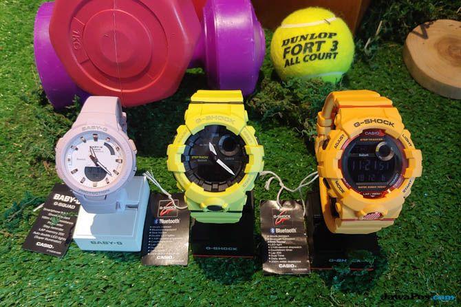 Casio G-Shock Terbaru, Jam G-Shock terbaru, G-Shock smartwatch