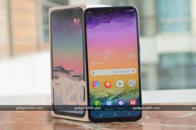 Samsung Galaxy M20, Samsung Galaxy M20 harga, Samsung Galaxy M20 indonesia