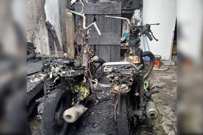 Teror Pembakaran Kendaraan Terkait Pilpres, Polri: Itu Masih Sumir