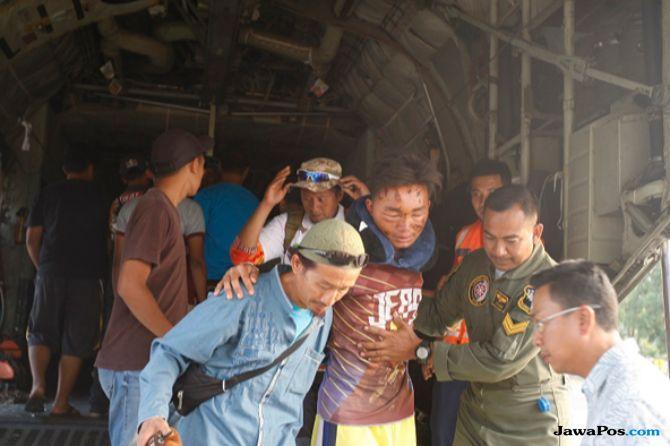 Tertindih Puing Hotel Roa Roa Selama 6 Jam, Viki Berhasil Diselamatkan