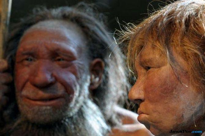 manusia purba, Neanderthal, kanibal,