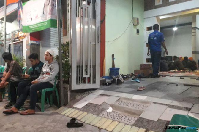 Tewas Kecelakaan di Jalan Diponegoro, Topan Batal Jadi KPPS