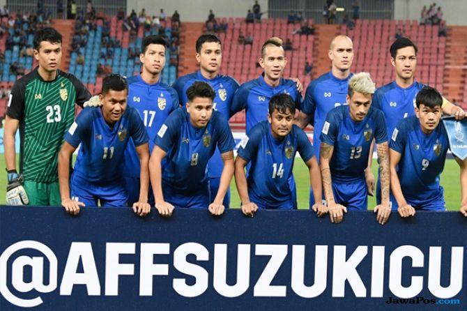 Piala AFF 2018, Timnas Indonesia, Timnas Thailand, Thailand vs Indonesia