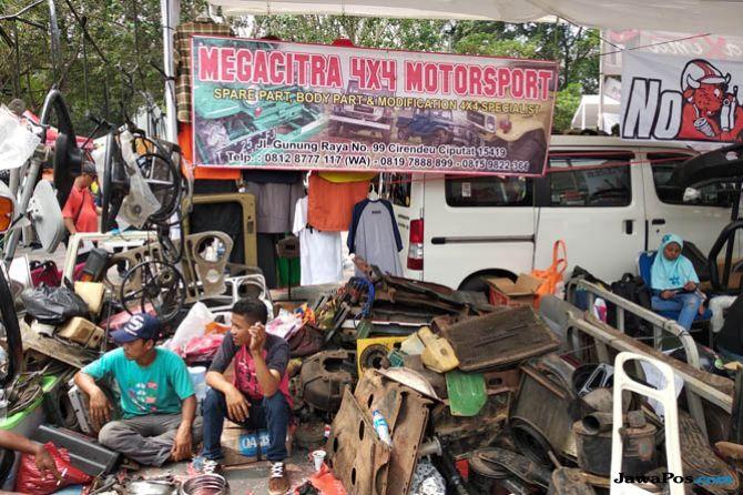 The 19th Otobursa Tumplek Blek 2018 Targetkan Transaksi  Rp32,5 Miliar