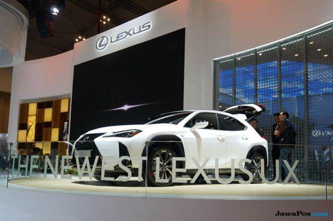 The Newest Lexus UX, Crossover Lexus Terbaru Hadir di Indonesia