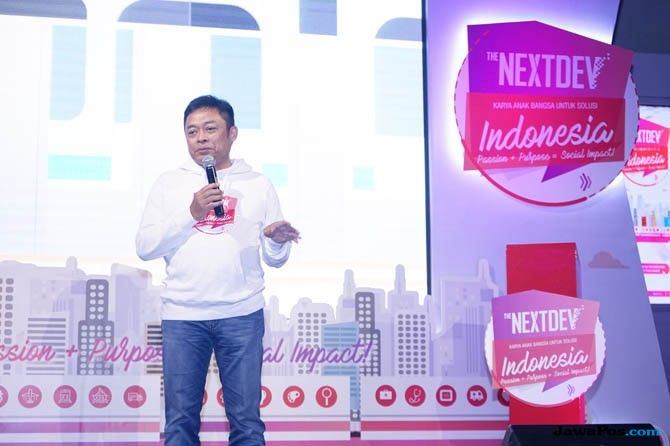 The NextDev, Telkomsel The NextDev