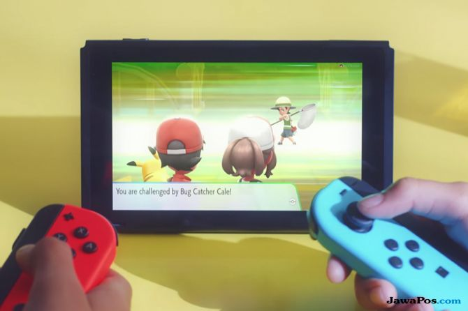 Nintendo Switch, Konsol game Nintendo Switch
