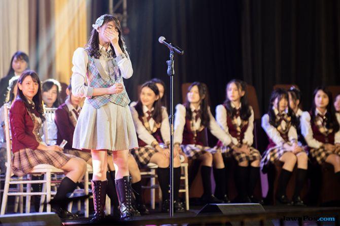 Tiga Permintaan Maaf Shani Jadi Runner Up Pemilu ala JKT48