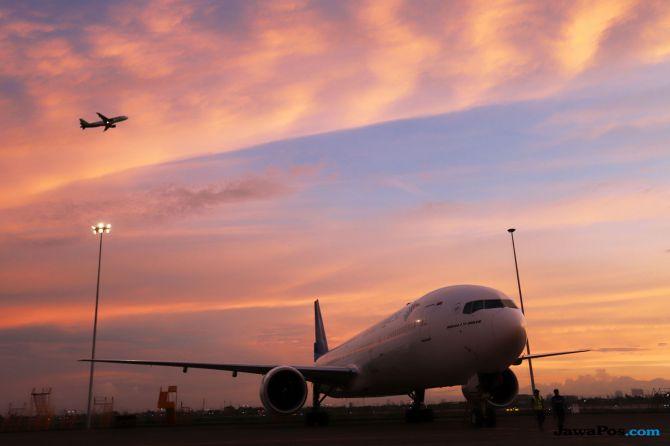 Tiket Pesawat Domestik Mahal Garuda Ingin Cetak Laba Rp 1 Triliun