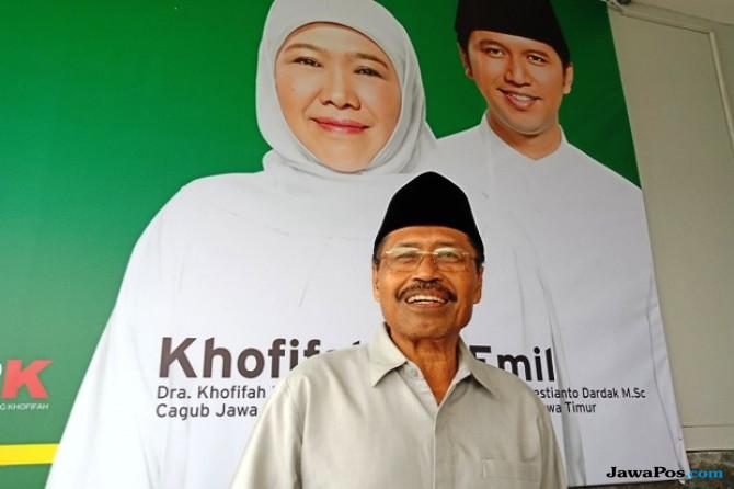 Tim Khofifah-Emil Minta KPU Tidak Perlu Menafsirkan Ulang PKPU 4/2017