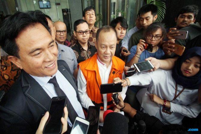 Tim Pengacara Syafruddin Kecewa KPK Telah Beropini Dalam Kasus BLBI