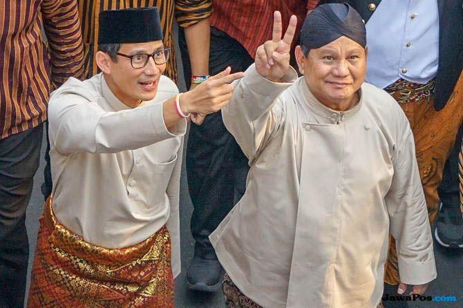 Tim Prabowo Duga Ada Pemburu Rente Coba Bungkam Kritik Terhadap Jokowi