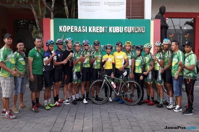 PON XX Papua, road race, Jawa Timur, balap sepeda