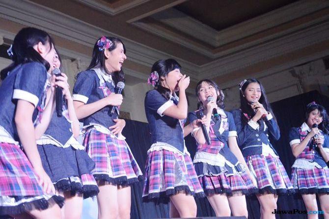 Tim T Dibikin Kagum oleh Antusiasme Fans saat JKT48 Circus Cirebon