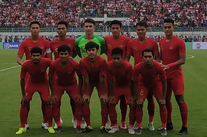 Timnas U22: Timnas Indonesia Didoakan Sukses Di Piala AFF U-22 2019