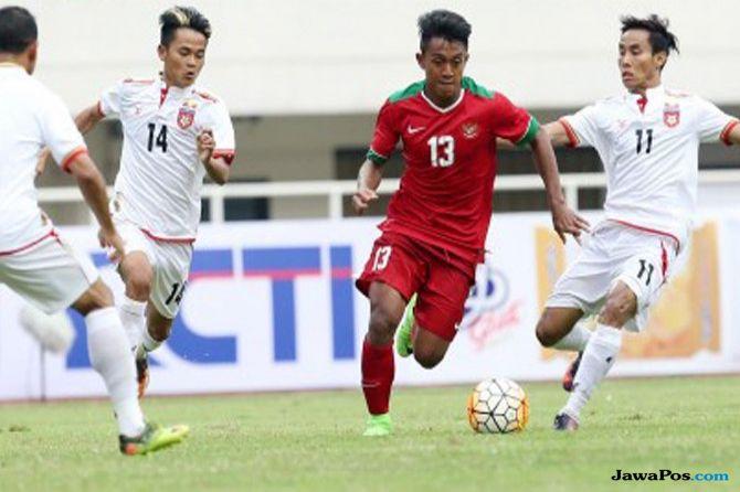 Timnas Indonesia Hadapi Dua Pertandingan Uji Coba, Ini Lawannya