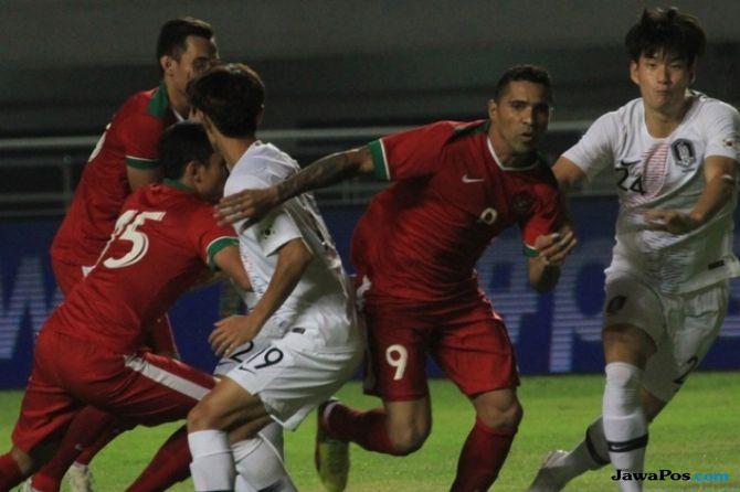 Asian Games 2018, Timnas U-23 Indonesia, Timnas U-23 Taiwan,