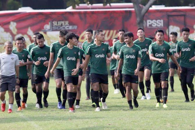 Timnas U 22: Timnas U-22 Tanpa 3 Pemain Di Laga Uji Coba Kontra Bhayangkara