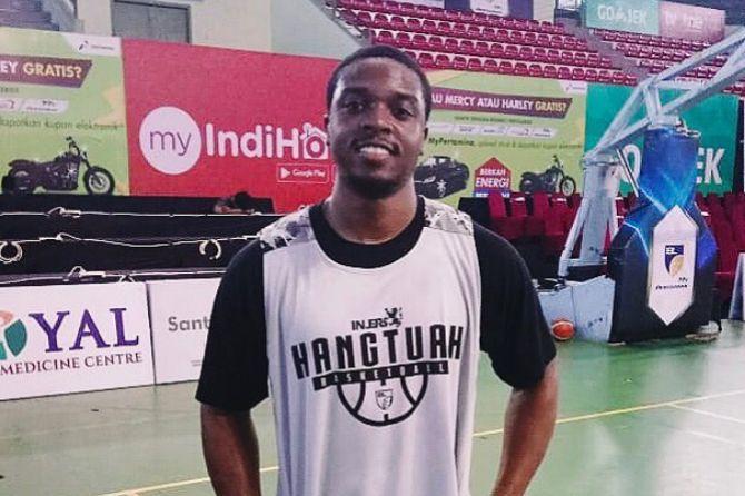 IBL 2018/2019, basket, Indonesia, Hasan Gozali, polemik tinggi badan, Hangtuah