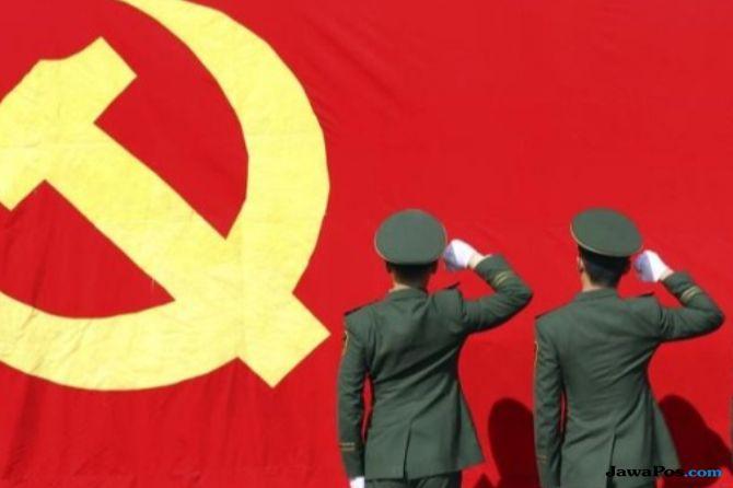 Tiongkok Jadi Negara Paling Diwaspadai