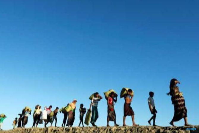 tiongkok, rohingya, myanmar,