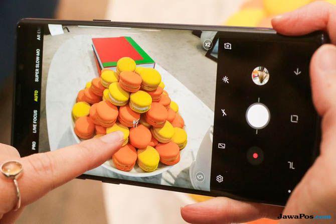 Galaxy Note 9, Samsung Galaxy Note 9, memotret dengan Galaxy Note 9