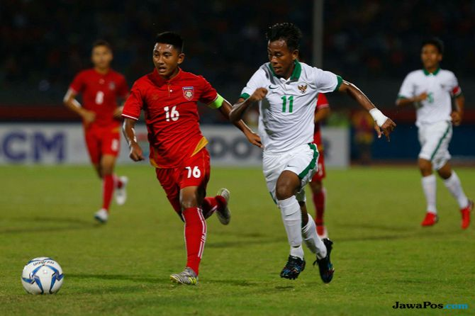 Timnas U-16 Indonesia, Piala AFF U-16 2018, Piala AFF U-16, Thailand, M Supriadi