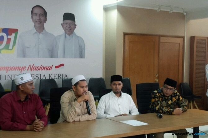 TKN: Kata Dai Aceh, Kalau Tak Bisa Baca Al-Fatihah Berarti Tidak Salat