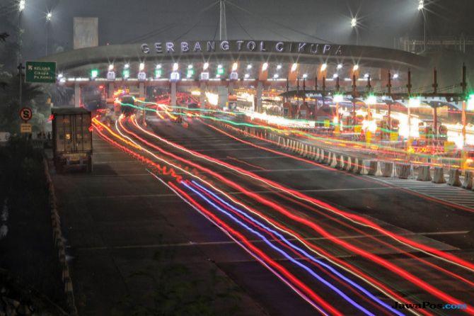 Tol Jakarta–Merak Siap Urai Antrean dari Pelabuhan