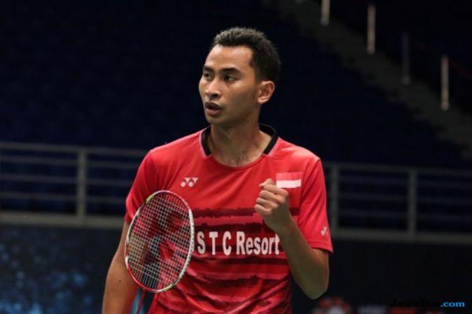 Denmark Terbuka 2018, Tommy Sugiarto, bulu tangkis, Indonesia