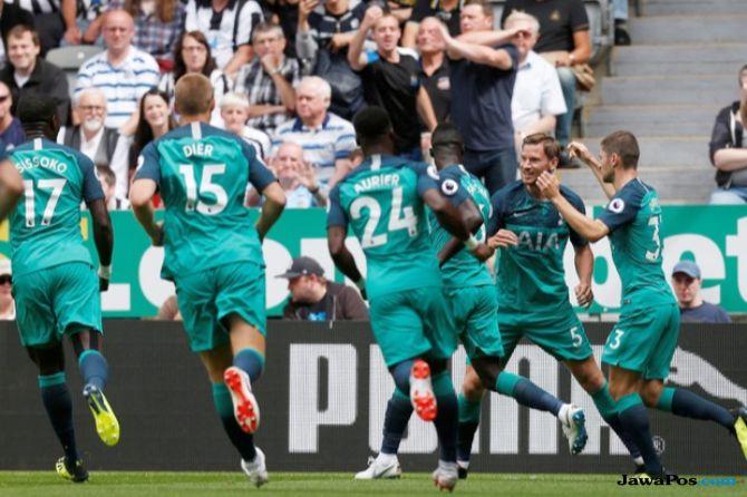 Premier league 2018-2019, Liga Inggris, Newcastle United, Tottenham Hotspur
