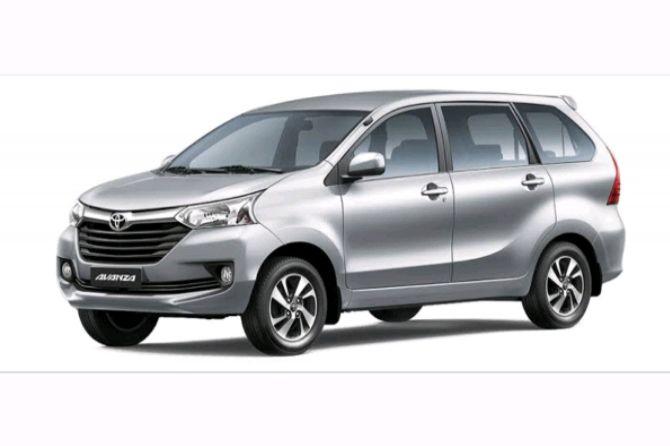 Toyota Avanza Tetap Jadi Mobil Idola Versi OLX