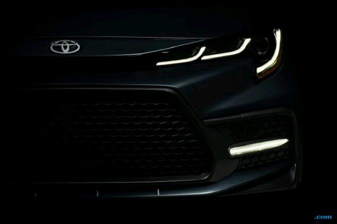 Toyota Corolla Hatcback Baru Siap Mengaspal Besok