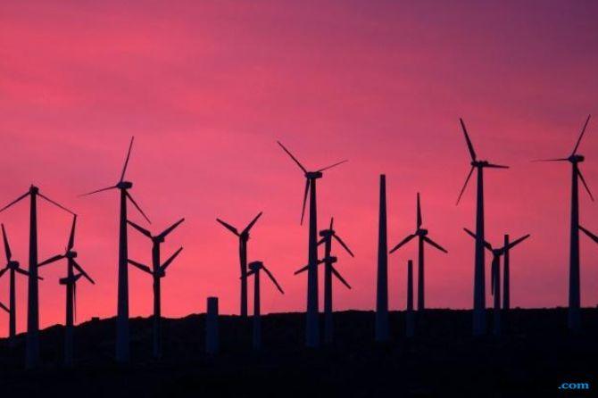 turbin angin, perubahan iklim, suhu,