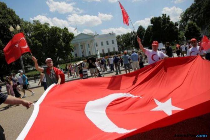 Turki Siap Boikot Barang Elektronik AS