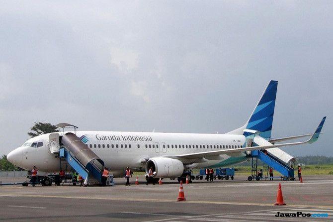 Tutup Rute Penerbangan Jakarta Silangit Berikut Alasan Garuda