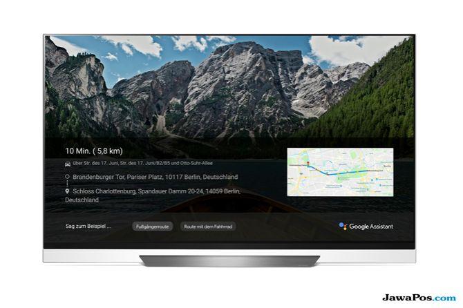 LG TV Pintar, LG ThinQ, TV Pintar LG