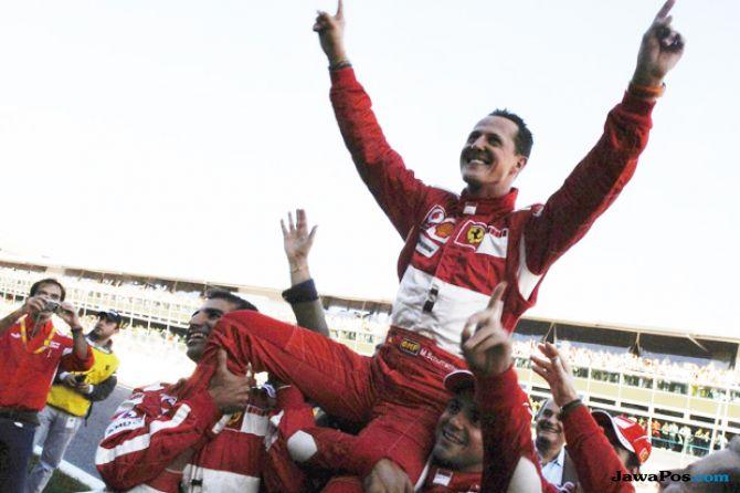 Formula 1, F1, Michael Schumacher