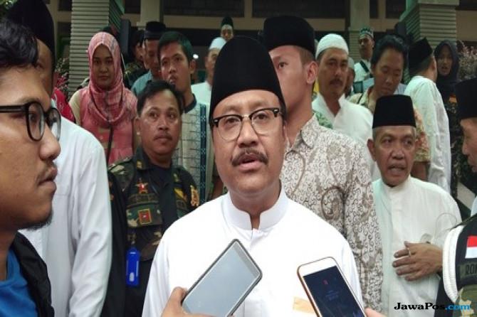 Ulama dan Kiai di Malang Siap Dukung Gus Ipul-Puti